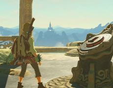 #E32016 - The Legend of Zelda: Breath of the Wild - Official Game Trailer