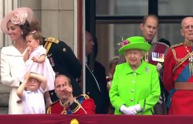 #VIRAL - The scolding from Queen Elizabeth to Prince William