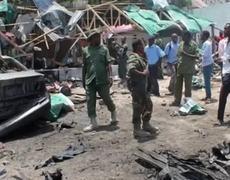 Deadly Car Bomb Blast in Somalia Many Killed