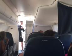 #VIDEO - Man causes plane makes emergency landing in Tucson