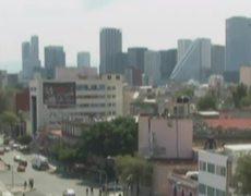 Sismo de 5.7 grados sacude la Ciudad de México