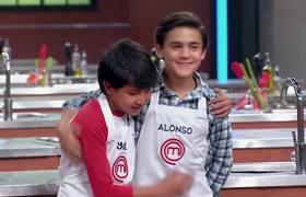 MasterChef México - Alonso abandonó la competencia