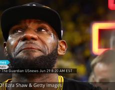LeBron James Becomes Free Agent