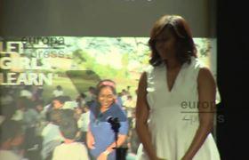 Juntas para la educación Michelle Obama y Reina Letizia