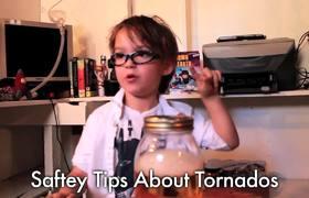 Tornado in a Jar - Oliver's Science Lab