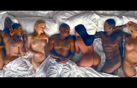 Kanye West - Famous (FULL Official Video)