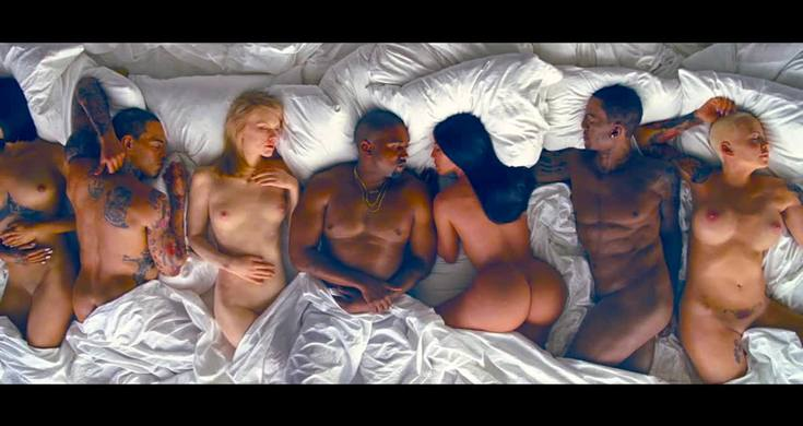 Kanye West - Famous - Official Music Video - Videos - Metatube-4761