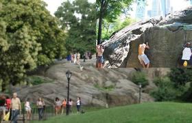 Strange Explosion in Central Park