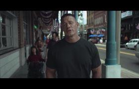 #IndependenceDay - John Cena supports