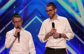AGT 2016 - Ilan & Josh: Beatbox Duo Stuns the Audience With Their Skills