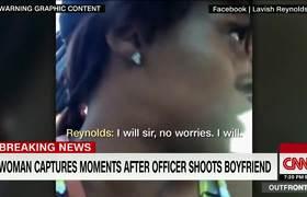 Transmite novia de #PhilandoCastile tras ser balaceado por la policia