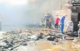 Atentado Suicida estremece santuraio en Bagdad; 40 muertos