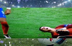 Ronaldo's injury