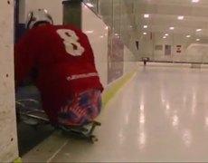 News Teen Shines on Paralympic Hockey Team