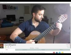 Amazing Star Wars Guitar Cover!
