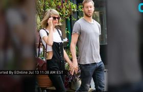 Calvin Harris Rants On Twitter After Taylor Swift Says She Co-Wrote His Song