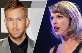 Calvin Harris Rants over Taylor Swift on Twitter