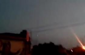Captan supuesto 'OVNI' en Piedras Negras Coahuila