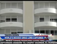 News El Chapo Guzman Arrested