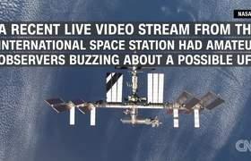 NASA rebuts UFO speculation