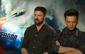 'Star Trek' cast defend their Sulu