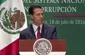 Peña Nieto se humilló por corrupción de la Casa Blanca (Video)