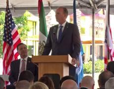 Discurso Kevin Faulconer_- Alcalde de San Diego - Ayuntamiento de Tijuana
