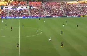 Real Salt Lake 1-2 Inter Milan Goals and Highlights