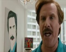 Anchorman 2 Official SuperSized Official Movie TRAILER 2014 HD Will Ferrell Steve Carell Movie