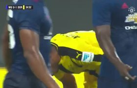 Manchester United vs Dortmund (1-4) Goals