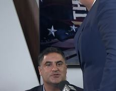 RNC 2016 - Alex Jones And Roger Stone Interrupt The Young Turks