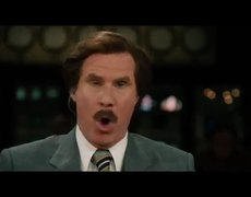 Anchorman 2 The Legend Continues Continued Official Movie Trailer 2014 HD