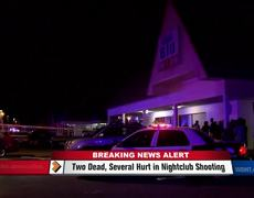 Raw - Two dead, 16 wounded in Florida nightclub shooting
