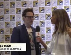 Marvel Interviews - COMIC CON (2016)
