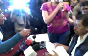 Denuncian violación en la catedral de Oaxaca, en pleno Viernes Santo
