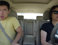 #VIRAL - Guy Performs Hilarious Dance To The Radio While Driving With Mom