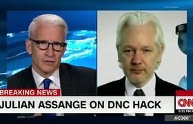 Interview - Assange: We have more material related Clinton