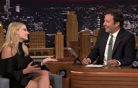 Margot Robbie Learned to Hold Her Breath for Five Minutes