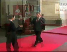 Presidentes Peña Nieto Obama y Harper buscan potenciar acuerdos
