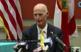 News - Florida Gov. Rick Scott: We Will Control Zika
