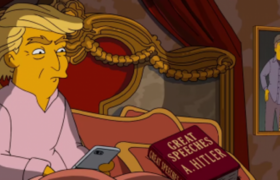 The Simpsons Just Endorse Hillary Clinton?