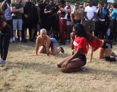 Boobs vs Twerking Epic Battle