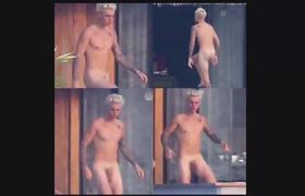 Justin Bieber Desnudo en Hawai (Sin Censura)