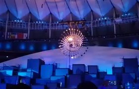 Opening Rio2016 - Olympic Games ( Video)