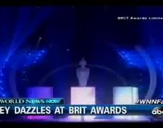 Beyonce XO 2014 Brit Awards Live Performance