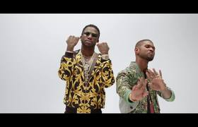 Usher - No Limit ft. Young Thug (Official Music Video)