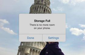Google Photos: Free Up Space