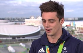 Interview - Olympic Diver Chris Mears on gold medal
