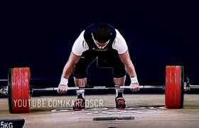 Este Atleta Armenio se Rompe el Brazo en los Juegos Olimpicos 2016