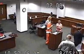 #CUTE - Judge allows inmate to meet his son for the first time